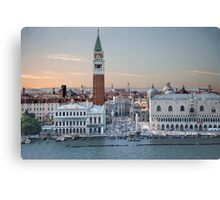 Port of Call: Venice Canvas Print