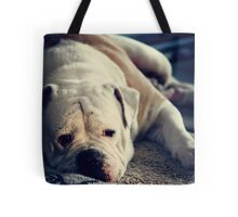 It's a dog's life . .  Tote Bag