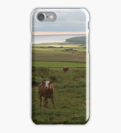 Towards the Brough iPhone Case/Skin