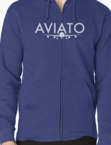 Aviato T-Shirt | Silicon Valley Tshirt | Mens and Womens sizes Zipped Hoodie