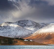 White Cuillin by Jeanie