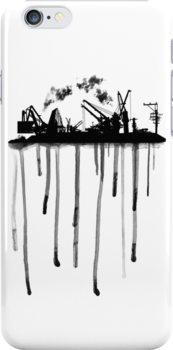 Develop-Mental Impact - iPhone Case by Denis Marsili - DDTK