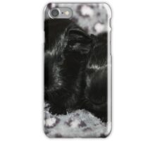 Two Little Girls Born Today iPhone Case/Skin