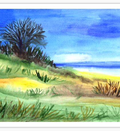 Landscape Sticker