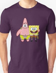 spongebob and patrick T-Shirt