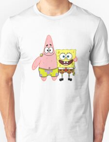 spongebob and patrick T-Shirt
