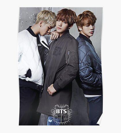 BTS/Bangtan Sonyeondan - Photoshoot 2015 #6 Poster