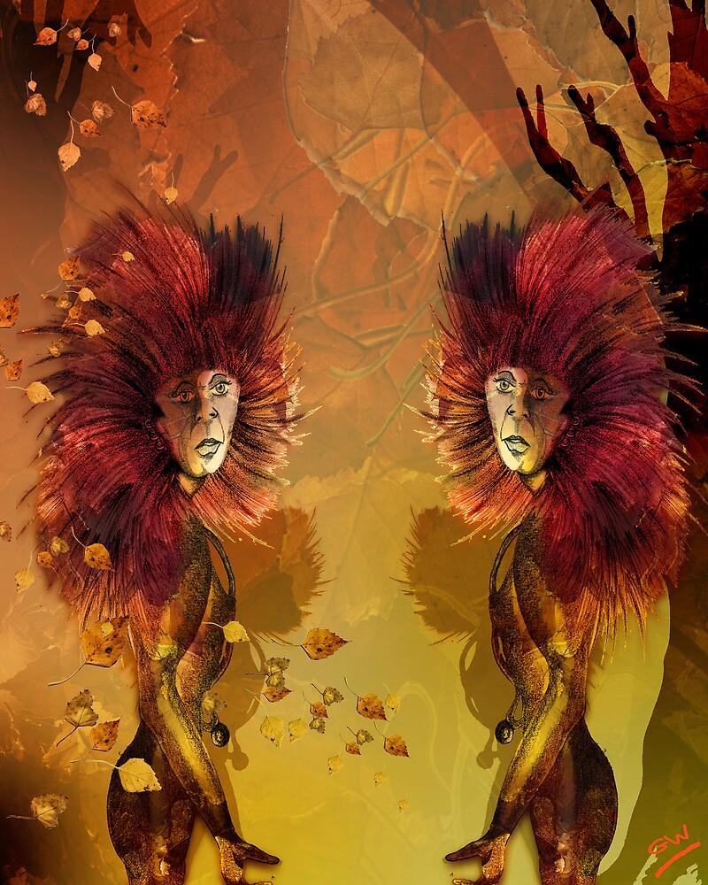 Autumn Colour Spirits by Grant Wilson