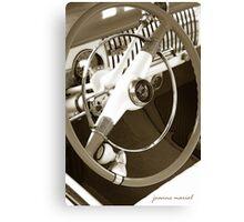 Classic Car 211 Canvas Print
