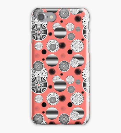 abstract elements iPhone Case/Skin