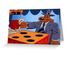 Sam & Max #07 Greeting Card