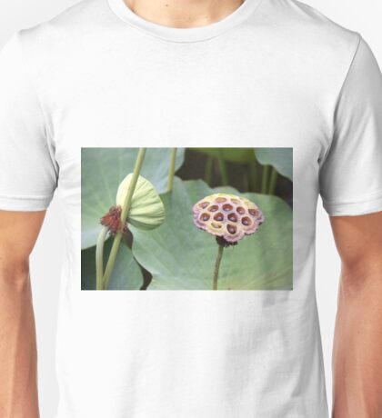 Down In The Lotus Pond Unisex T-Shirt