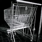 Shopping Trolley 77 by Artberry