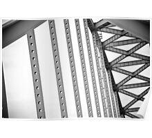 C&D Canal Bridge Poster