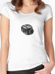 Zenza Bronica S2A Women's Fitted Scoop T-Shirt