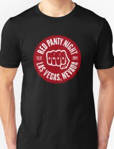 Conor McGregor - Red Panty - Fist T-Shirt