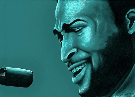 What's going on? Marvin Gaye remembered. by Margaret Sanderson