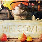 welcome by agawasa