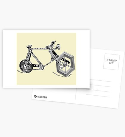 Impossible Bike Postcards