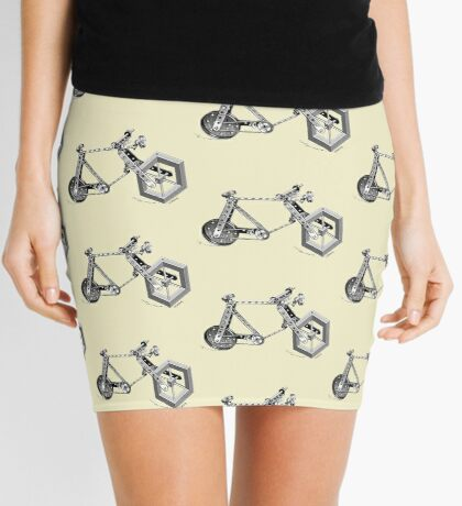 Impossible Bike Mini Skirt