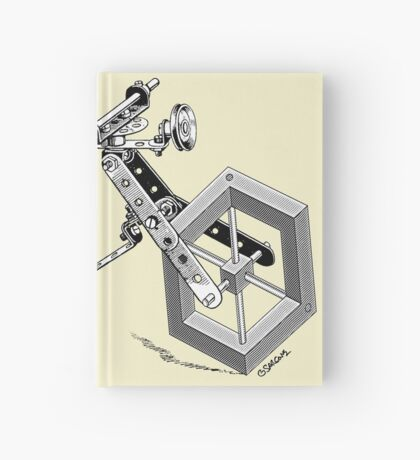 Impossible Bike Hardcover Journal