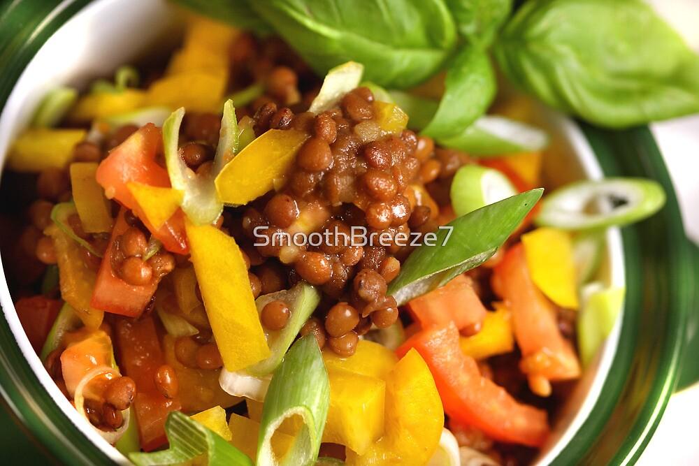 Autumn Lentils Pot Tre Colori by SmoothBreeze7