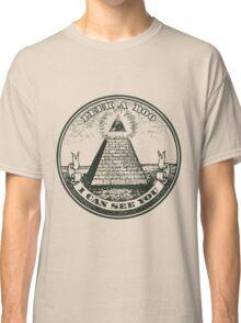 Peek A Boo Classic T-Shirt