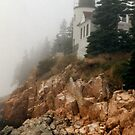 i Bass Harbor Lighthouse by Gary L   Suddath