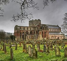 The Priory At Lanercost by Jamie  Green