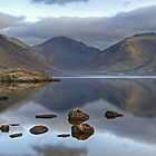 Wastwater..A Wider View by Jamie  Green