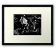 small world 3 Framed Print