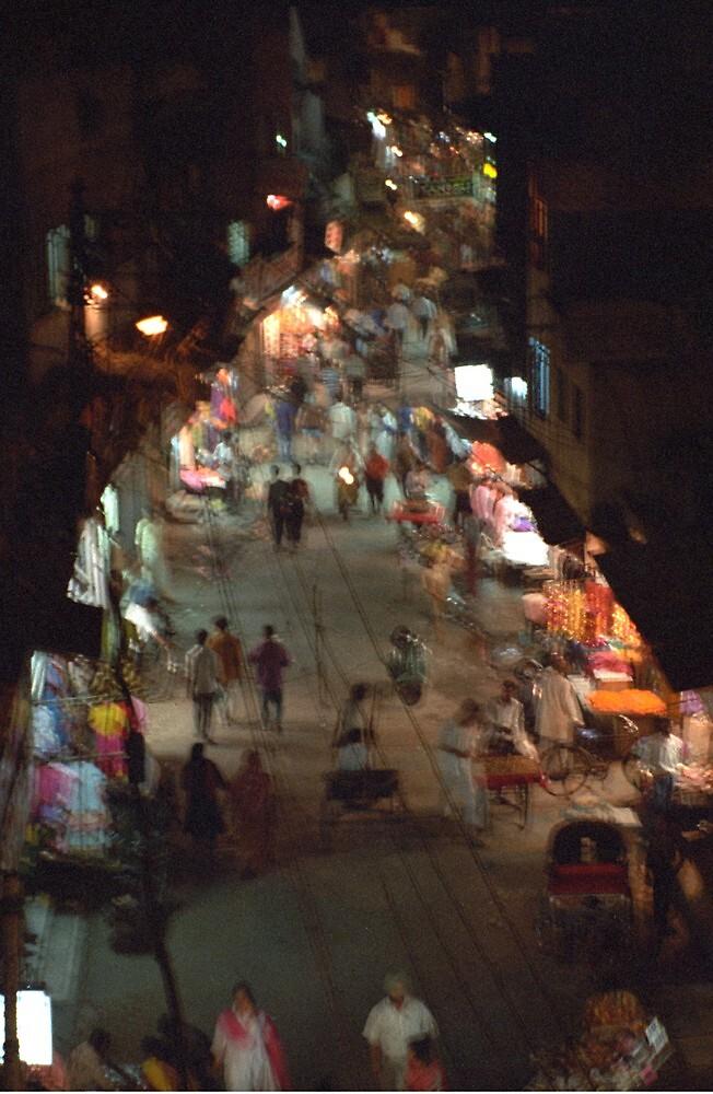 Delhi Nights  by Sarah Jane Bingham