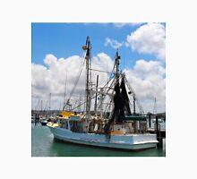 Moored Fishing Boat Unisex T-Shirt