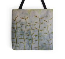 The Dancing Cabbage Weeds Tote Bag