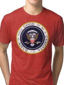 Damn It Feels Good To Be A Gangsta Tri-blend T-Shirt