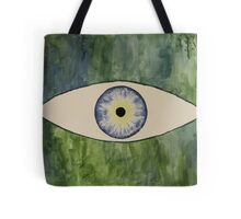 Sea Monster Eye Tote Bag