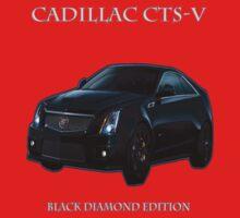 Cadillac CTS-V Baby Tee