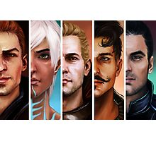 bioware boys + cullen Photographic Print