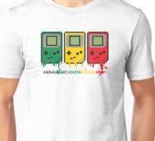 Analogic Rasta Game Boy Unisex T-Shirt