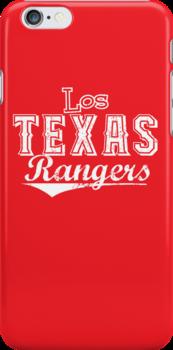 Los Rangers by Blackwing