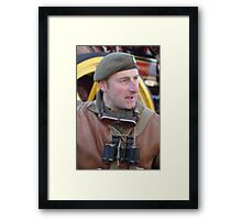 The Pickering War Weekend 2011 26 Framed Print