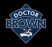 Doctor Brown by boggsnicolas
