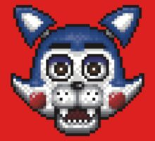 Five Nights at Candy's - Pixel art - Candy the Cat One Piece - Long Sleeve