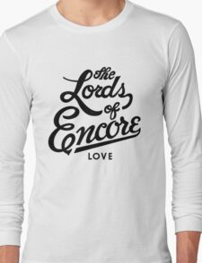 type Long Sleeve T-Shirt