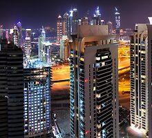 New Dubai Aerial by Sebastian Opitz