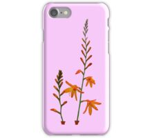 Flower power. iPhone Case/Skin