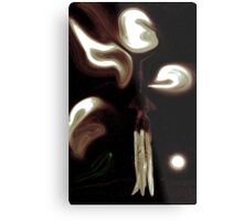 The Attracting Force Of Light Metal Print