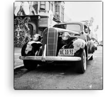 1936 Buick Canvas Print
