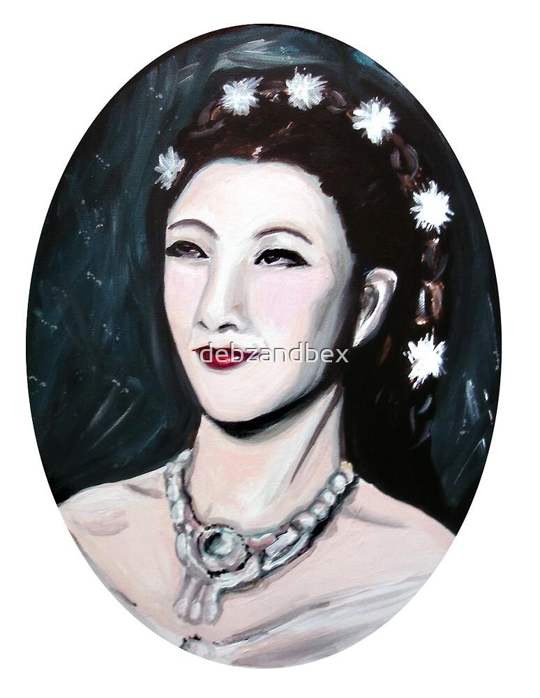 Elisabeth by debzandbex