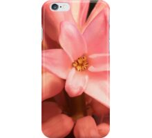 i Pink Hyacinth iPhone Case/Skin